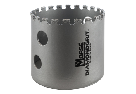 Provides Longer Life And Faster Cutting In These Materials Than The Conventional Carbide Grit Hole Saws And Reciprocating Saw Blades